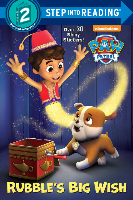 Rubble's Big Wish (PAW Patrol)