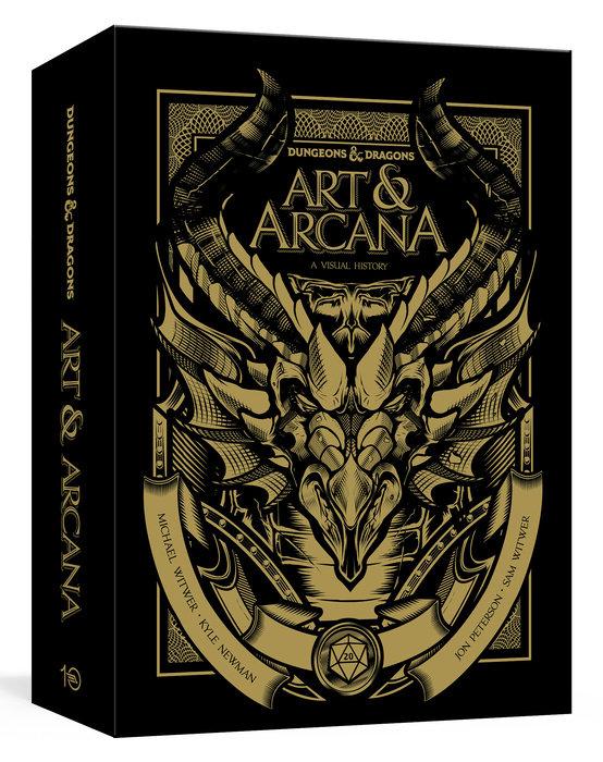Dungeons & Dragons Art & Arcana [Special Edition, Boxed Book & Ephemera Set]