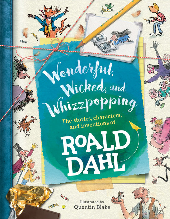 Wonderful, Wicked, and  Whizzpopping