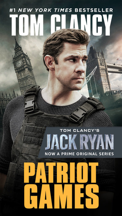 Patriot Games (Movie Tie-In)