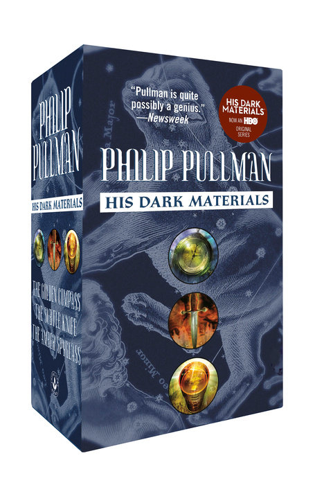 His Dark Materials 3-Book Mass Market Paperback Boxed Set