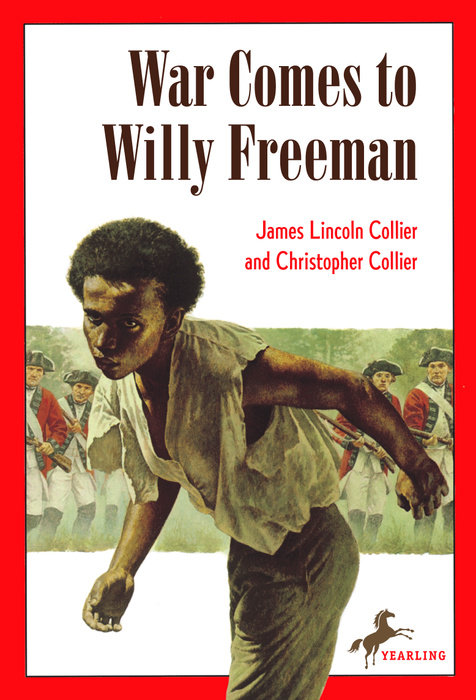 Book cover for War Comes to Willy Freeman