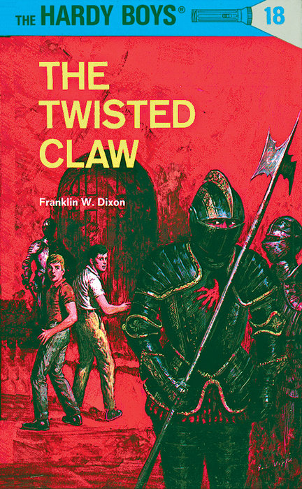 Hardy Boys 18: The Twisted Claw