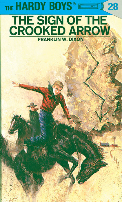 Hardy Boys 28: The Sign of the Crooked Arrow