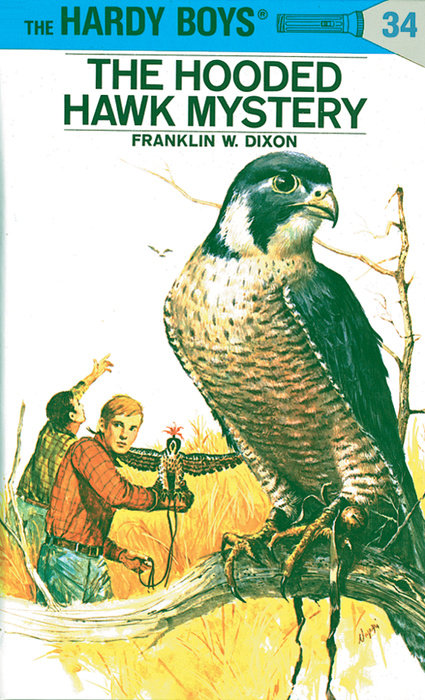 Hardy Boys 34: The Hooded Hawk Mystery