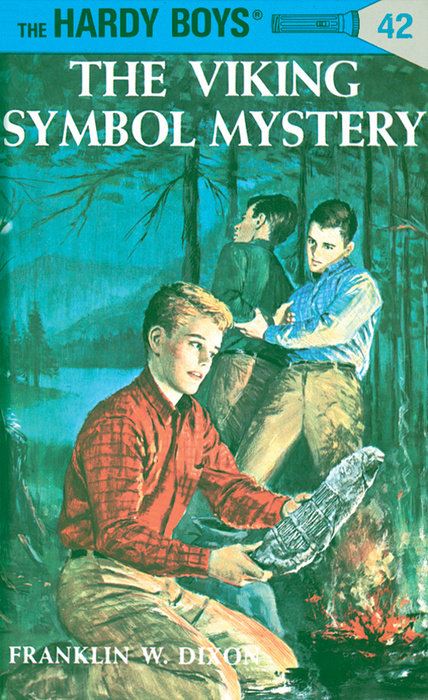 Hardy Boys 42: The Viking Symbol Mystery