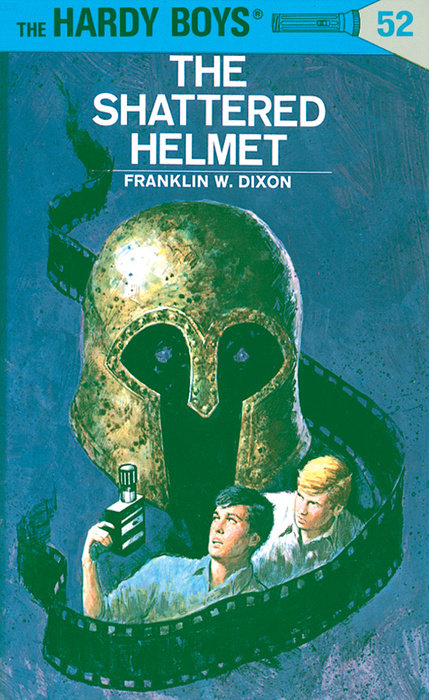 Hardy Boys 52: The Shattered Helmet