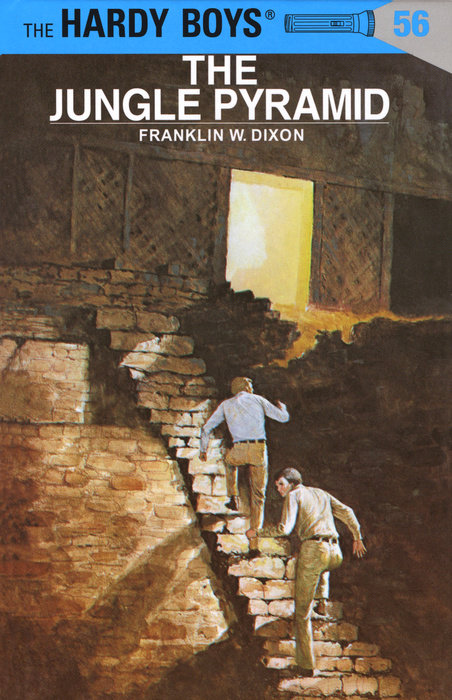 Hardy Boys 56: The Jungle Pyramid