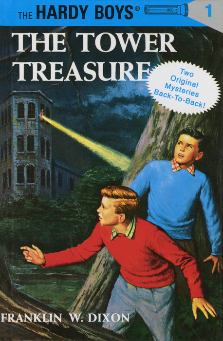 Hardy Boys Mystery Stories
