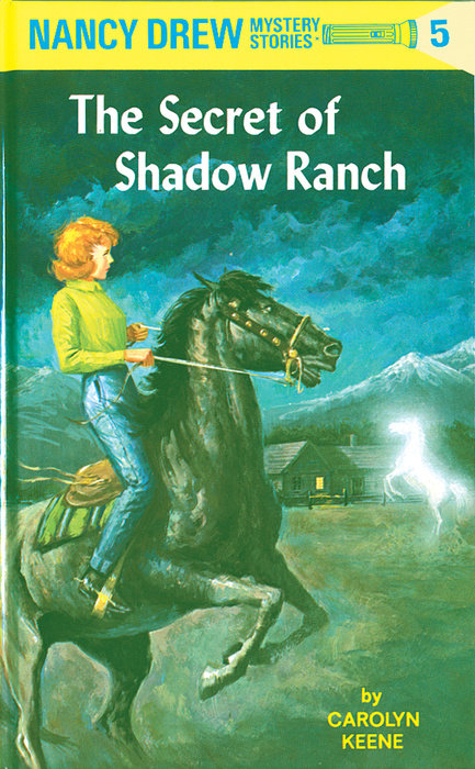 Nancy Drew 05: The Secret of Shadow Ranch GB