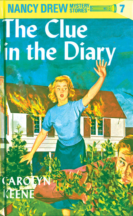 Nancy Drew 07: The Clue in the Diary