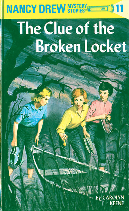 Nancy Drew 11: The Clue of the Broken Locket