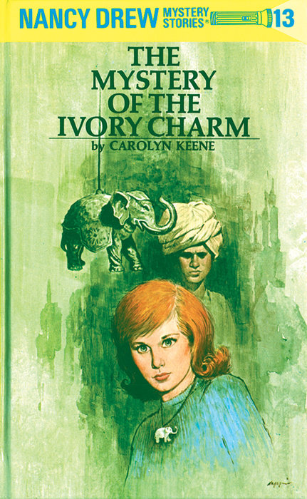 Nancy Drew 13: The Mystery of the Ivory Charm