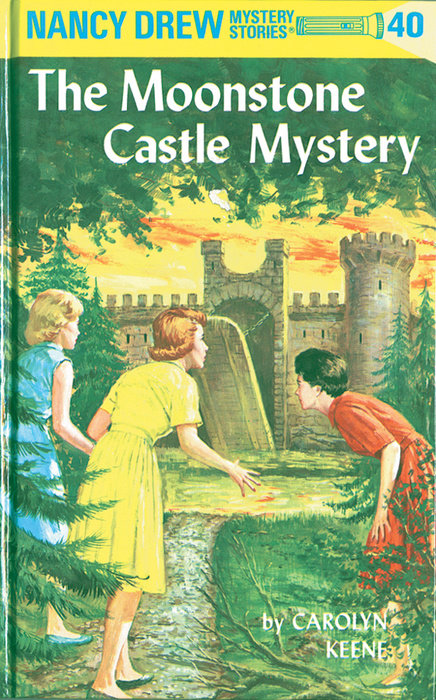 Nancy Drew 40: The Moonstone Castle Mystery