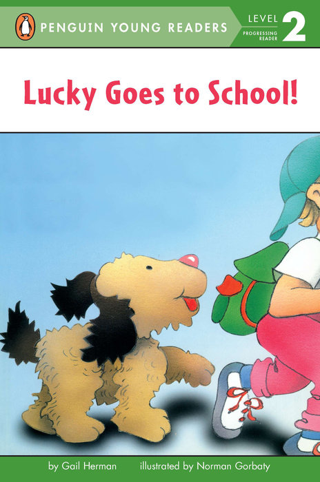 Lucky Goes to School
