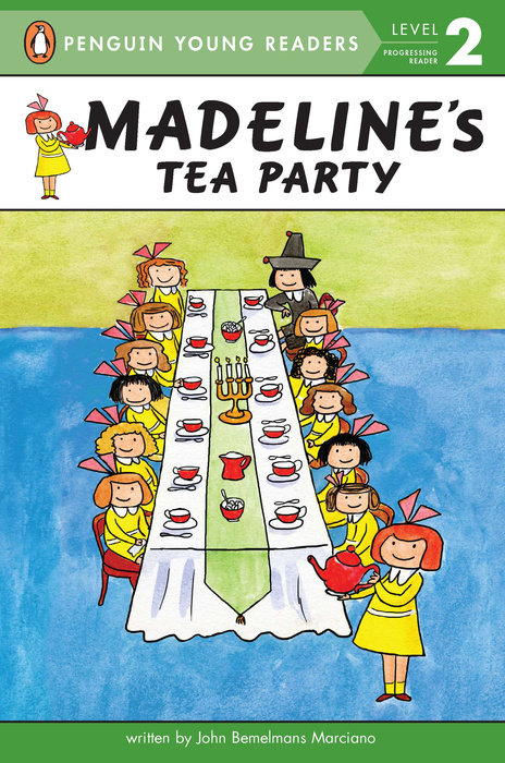 Madeline's Tea Party