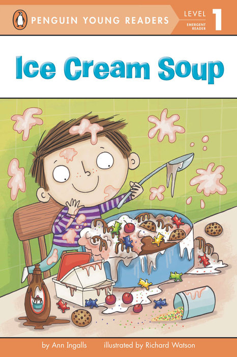Ice Cream Soup