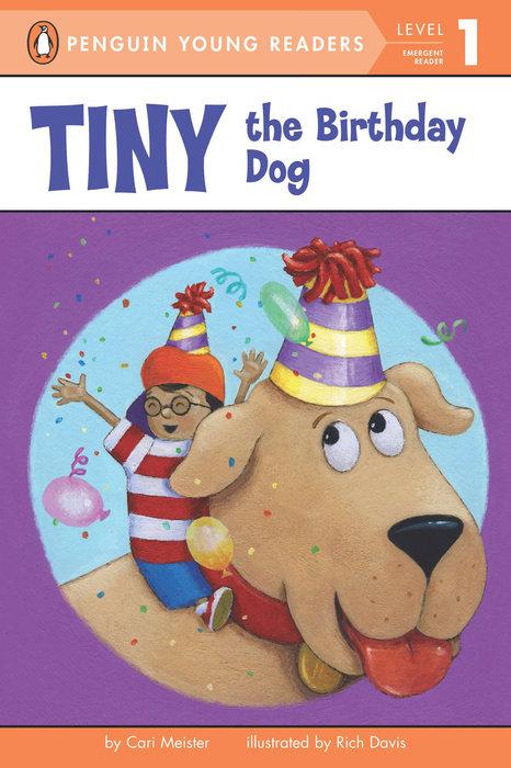 Tiny the Birthday Dog