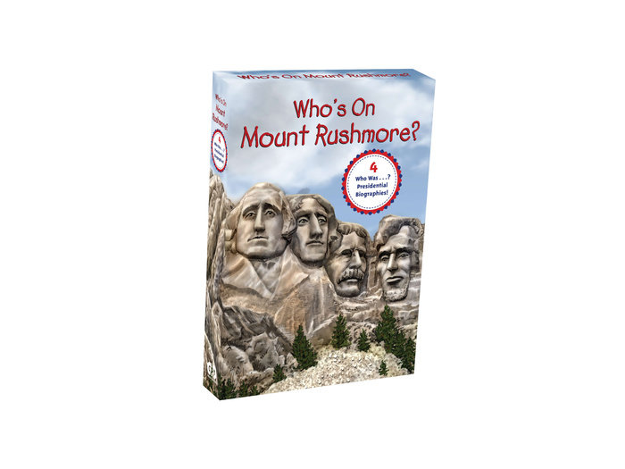 Who's on Mount Rushmore?