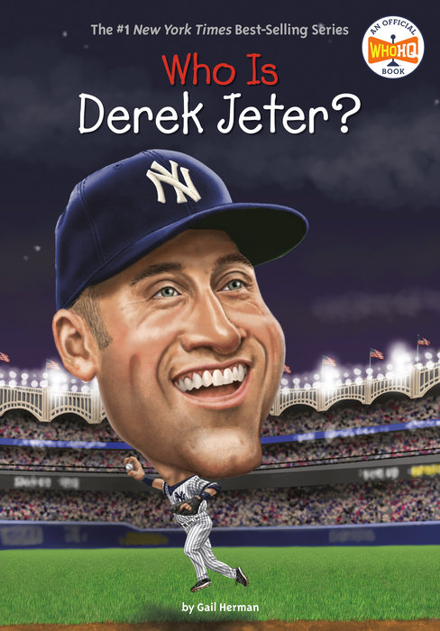 Who Is Derek Jeter?