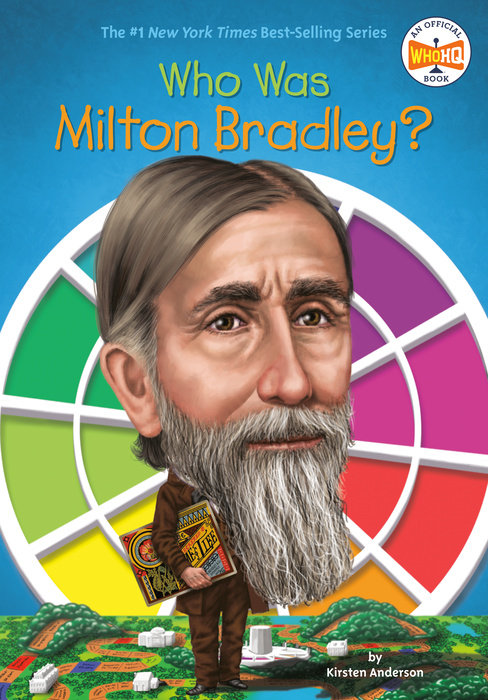 Who Was Milton Bradley?
