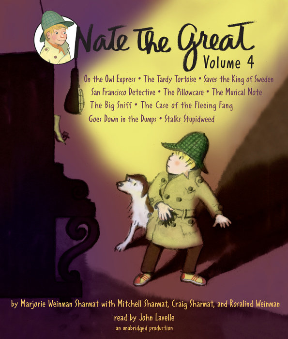 Nate the Great Collected Stories: Volume 4
