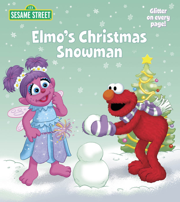 Elmo's Christmas Snowman (Sesame Street)