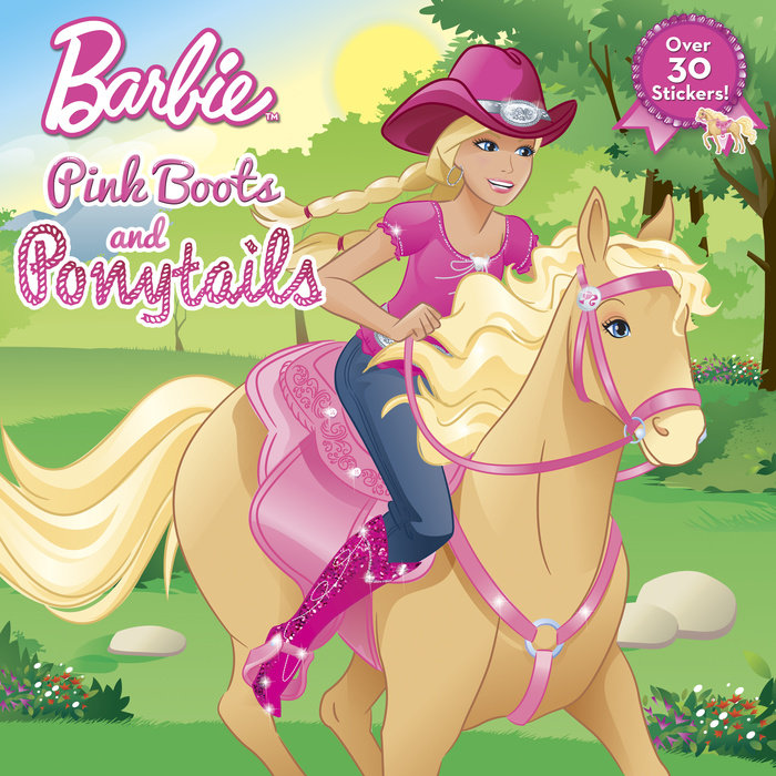 Pink Boots and Ponytails (Barbie)