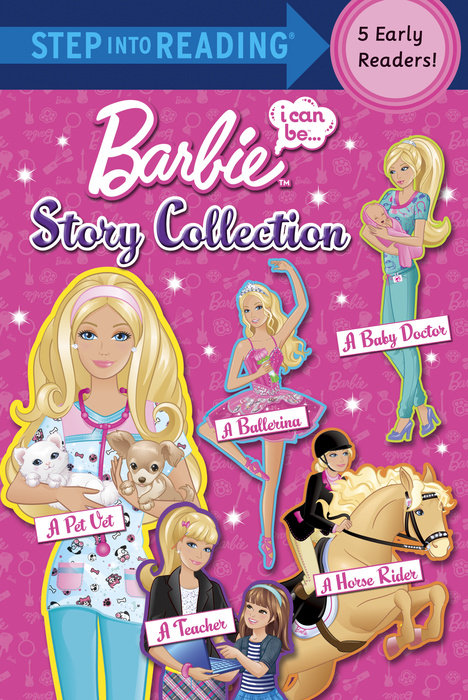 I Can Be...Story Collection (Barbie)