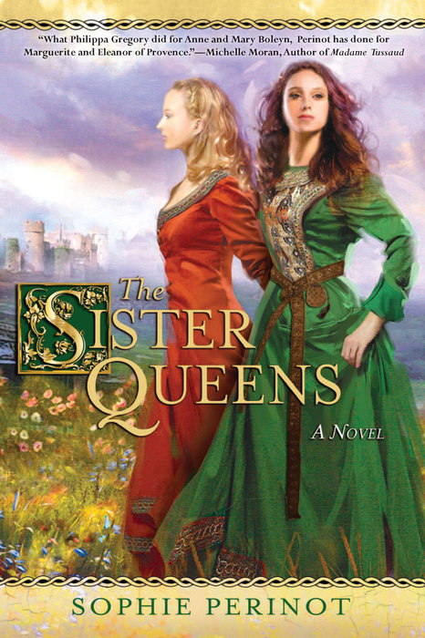 The Sister Queens by Sophie Perinot