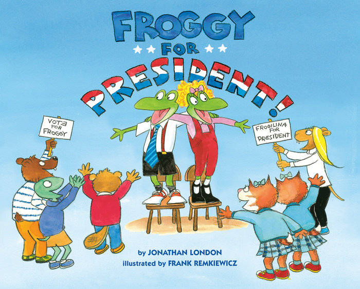 Froggy for President!