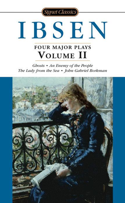 Four Major Plays, Volume II