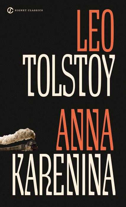 Anna Karenin by Leo Tolstoy