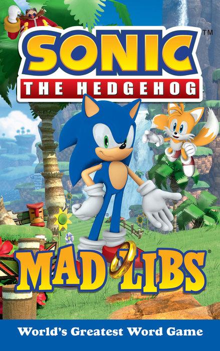 Sonic the Hedgehog Mad Libs