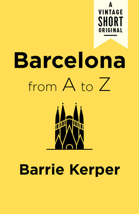 Barcelona from A to Z