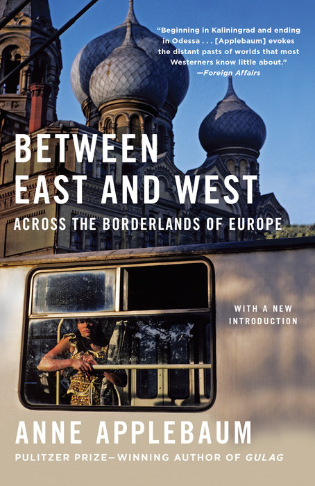 Between East and West