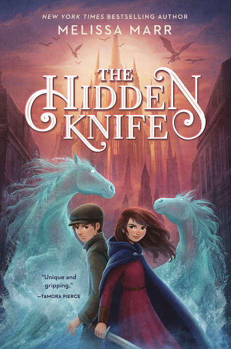 The Hidden Knife