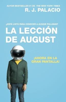 La lección de August (Movie Tie-In Edition)