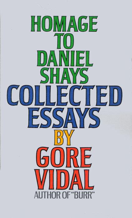 Homage to Daniel Shays