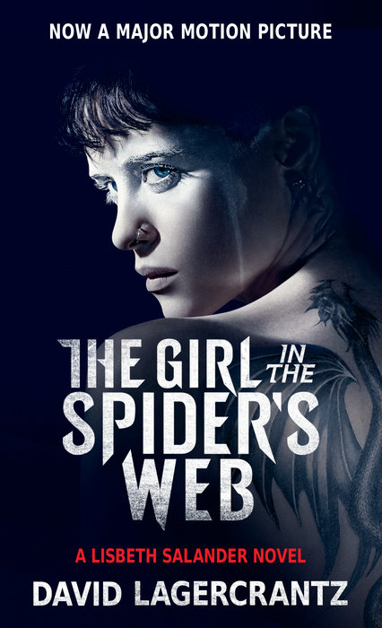 The Girl in the Spider's Web (Movie Tie-in)
