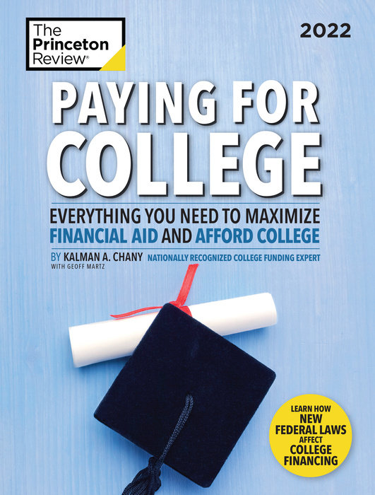 Paying for College, 2022