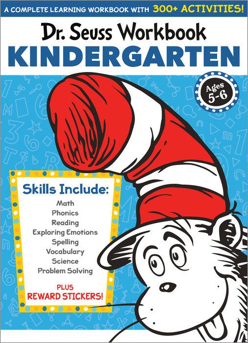 Dr. Seuss Workbook: Kindergarten