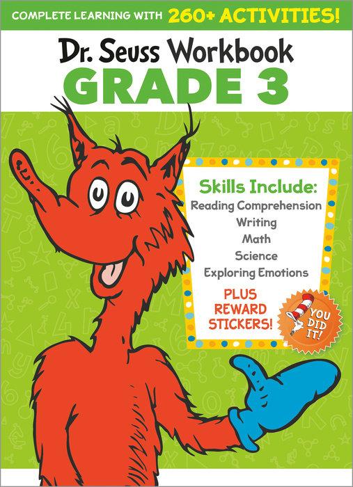 Dr. Seuss Workbook: Grade 3