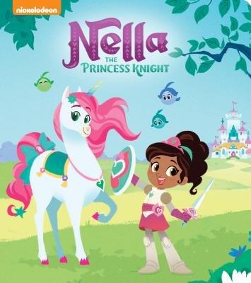 Nella the Princess Knight Board Book (Nella the Princess Knight)