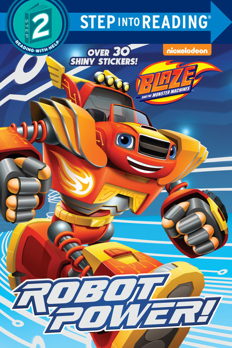 Robot Power! (Blaze and the Monster Machines)