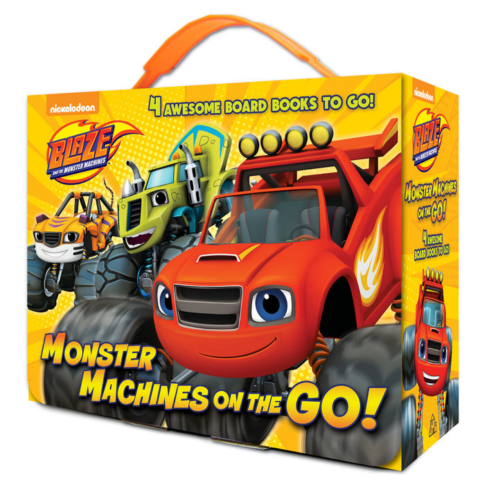 Monster Machines on the Go! (Blaze and the MonsterMachines)