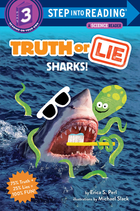 Truth or Lie: Sharks!