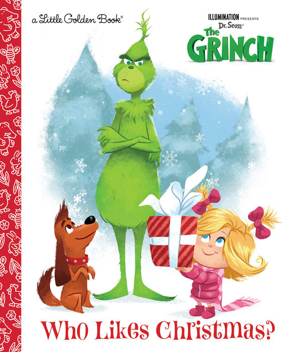 Illumination presents Dr. Seuss' The Grinch Little Golden Book (Illumination's The Grinch)