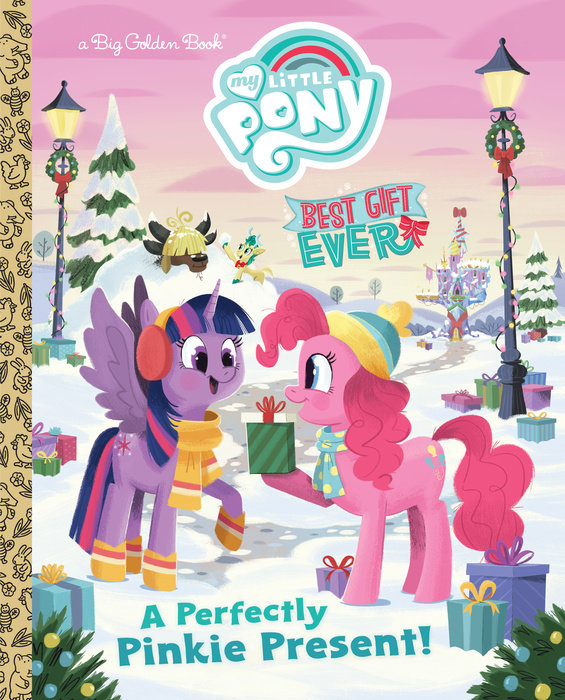 My Little Pony Christmas Big Golden Book (My Little Pony)