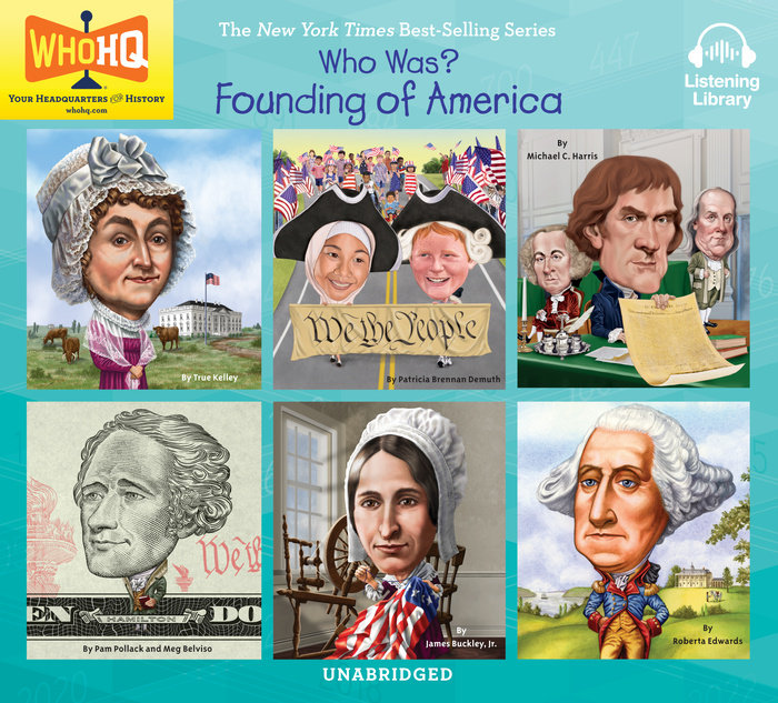Who Was: Founding of America